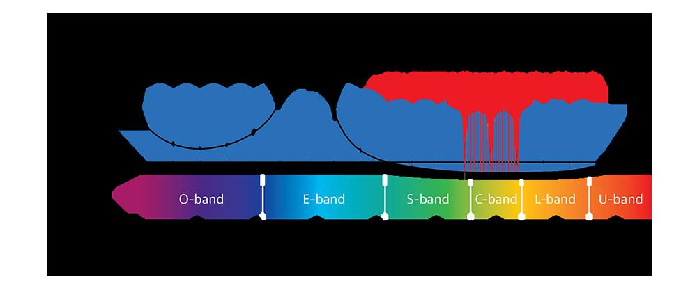Fibra Óptica Dwdm